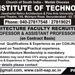 faculty ad