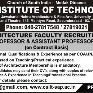 faculty ad